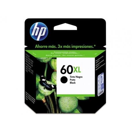 CARTUCHO HP 60XL NEGRO ( ALTO RENDIMIENTO) PARA IMPRESORA F4280 12ML