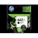 CARTUCHO HP 662XL - PRINT CARTRIDGE - 1 X PIGMENTED BLACK - 360 PAGES - FOR DESKJET INK ADVANTAGE 2515 DJ 3515 3545