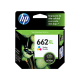 CARTUCHO HP 662XL - PRINT CARTRIDGE - 1 X TRICOLOR - 300 PAGES - FOR DESKJET INK ADVANTAGE 2515 DJ 3515 3545