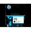 CARTUCHO HP 711 - CZ133A - PRINT CARTRIDGE - 1 X BLACK - FOR DESIGNJET T120 EPRINTER T520 EPRINTER