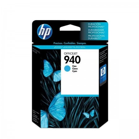 CARTUCHO HP 940 CYAN OFFICEJET INK CARTRIDGE