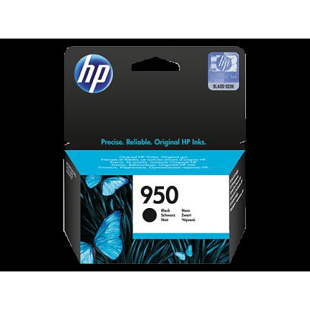 CARTUCHO HP 950 - PRINT CARTRIDGE - 1 X PIGMENTED BLACK - 1000 PAGES - FOR OFFICEJET PRO 8100 EPRINTER PRO 8600 E- PRO 8600 P