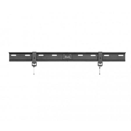 BASE PARA LCD-LED KLIPX 36-65 NEGRO BRACKET SLIM CARGA 60Kgs