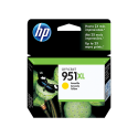 CARTUCHO HP 951XL - PRINT CARTRIDGE - 1 X PIGMENTED YELLOW ALTO RENDIMIENTO HP BUSINESS INKJET AND OFFICEJET PRO PRINTERS8100 -