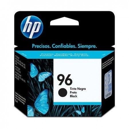 CARTUCHO HP 96 NEGRO C8767W 5940/6540/6940/6980/9800 21ML